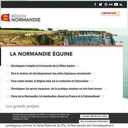 La Normandie équine