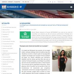 Projet d'intrapreneuriat - Etudiante Toulouse INP - ENSEEIHT
