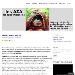 La NSA à la sauce française