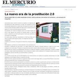 La nueva era de la prostitución 2.0