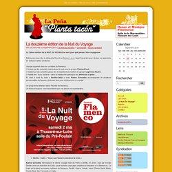 Flamenco : La nuit du voyage à Thouaré le 2