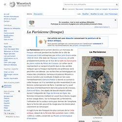 La Parisienne (fresque)