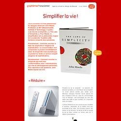 La Pause Design 23 - Simplifier la vie !