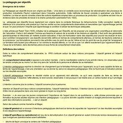 Taxonomie générale