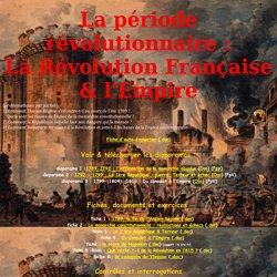 La_periode_revolutionnaire