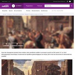 La peste au temps de Justinien