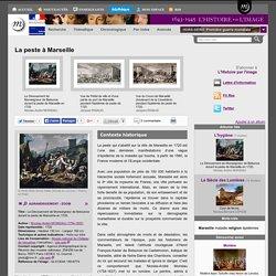 La peste à Marseille