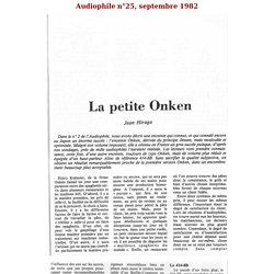 La petite Onken (J.Hiraga)