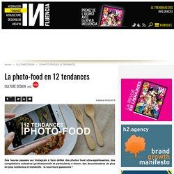 La photo-food en 12 tendances