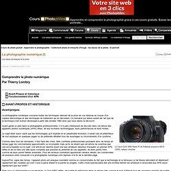 La photographie numérique (I)