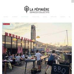 La Place du Marché — La Pépinière