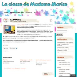 La classe de Madame Marise