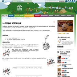 La pomme de touline - LaToileScoute