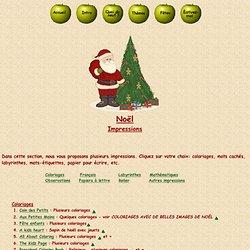 Fête Noël