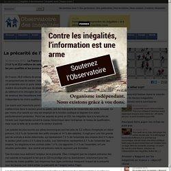 La précarité de l'emploi en France