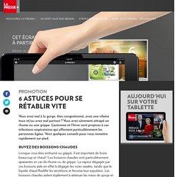 - La Presse+
