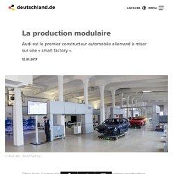 La production modulaire