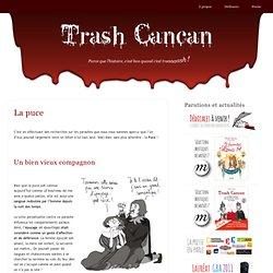 Trash cancan » La puce