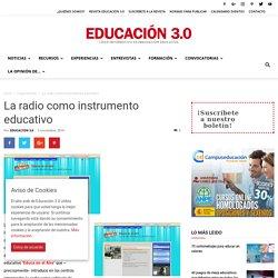 La radio como instrumento educativo