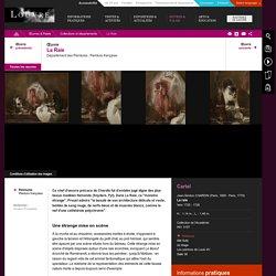 La Raie de Chardin. 1725-26.