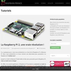 La Raspberry Pi 2, une vraie révolution !