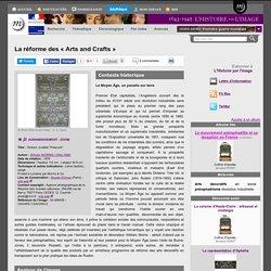 La réforme des « Arts and Crafts »