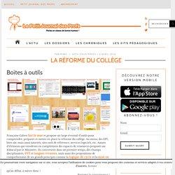 La réforme du collège