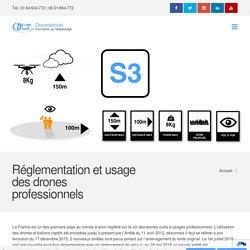 La réglementation du drone - Drone D'Ecole