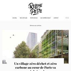 WikiVillage Factory - endroit combinant ESS, innovation, agriculture urbaine - La Relève et La Peste