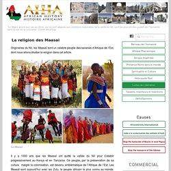 La Religion des Maasaï