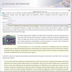 La rencontre de Valensole
