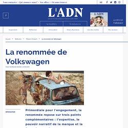 La renommée de Volkswagen