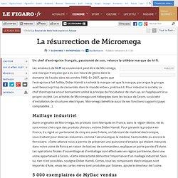 La résurrection de Micromega