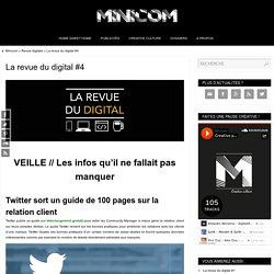 La revue du digital #4 - Minicom