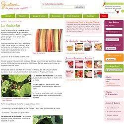 La rhubarbe