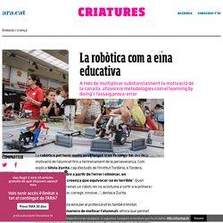 La robòtica com a eina educativa