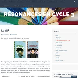 La S.F – Résonances en cycle 3