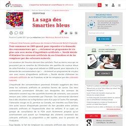 La saga des Smarties bleus