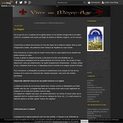 La Saignée - Vivre au Moyen âge