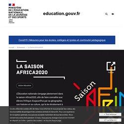 La Saison Africa 2020