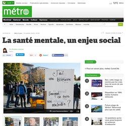 La santé mentale, un enjeu social