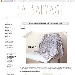 La Sauvage: trico'13
