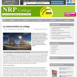 La science-fiction au collège