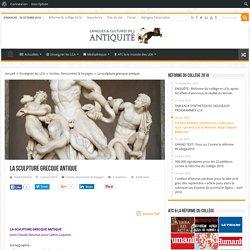 La sculpture grecque antique
