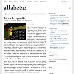 La scuola capovolta - Alfabeta2