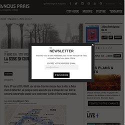 La Seine en crue !