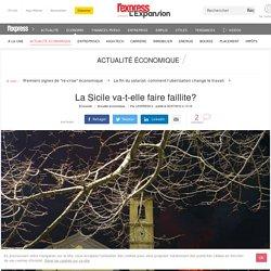 La Sicile va-t-elle faire faillite?