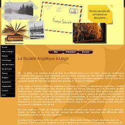 La Société Angélique à Liège