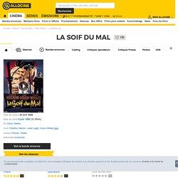 La Soif du mal - film 1958 - F ORW