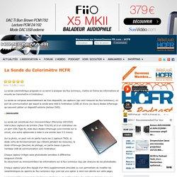 La Sonde du Colorimètre HCFR